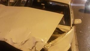 Ak Parti İzmir İl Kadın Kolları İl Başkan Yardımcısı  Fatma Tilki trafik kazası geçirdi
