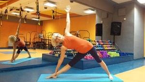 Polonyalı ikizler 60 yaşında fitness antrenörü oldu
