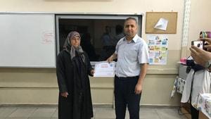 Saruhanlı'da 173 kişi okuma-yazma öğrenmek için başvurdu