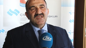 İŞKUR Genel Müdürü Uzunkaya: