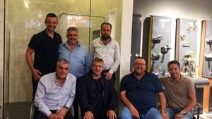 TM Akhisarspor, Safet Susic ile anlaştı
