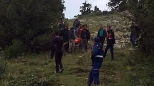 Hayvan otlatan çoban, yıldırım düşmesi sonucu hayatını kaybetti