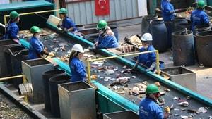 Çöp, enerjiye dönüşüyor