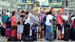 Muğla'ya gelen turist sayısı yüzde 38 arttı