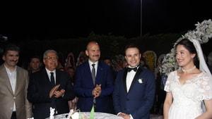 Bakan Soylu, Düzce'de nikah şahidi oldu