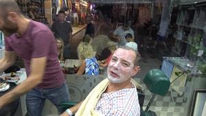 Turistler Türk tıraşını sevdi