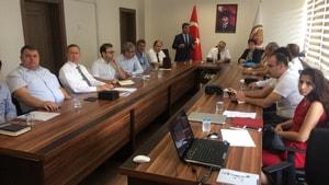 İl Planlama ve Geliştirme Kurulu Toplantısı yapıldı