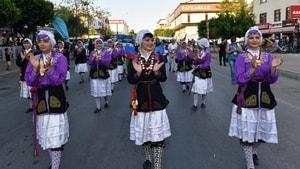 4.Uluslararası Folklor Festivali'ne doğru