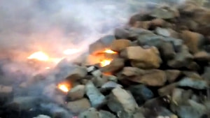 Marmaris'te ormanda sabotaj iddiası