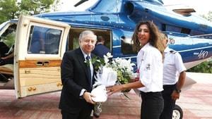 FIA Başkanı Ralli için Marmaris'e geldi