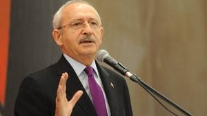 CHP'den TBMM Başkanı Yıldırım'a mektup