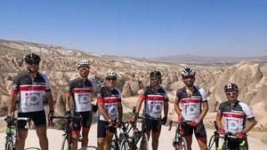 Marmaris'i Kapadokya'da temsil ettiler