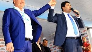 Mehmet Kocadon DP'den Büyükşehir'e aday
