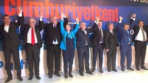 DSP'nin Başkan Adayları Tanıtım toplantısı