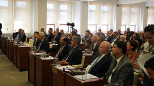 Büyükşehir Belediyesi ilk Meclis toplantısını yaptı