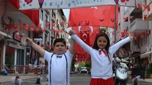 Marmaris'te 23 Nisan coşkuyla kutlanacak