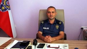 Datça'nın yeni Emniyet Müdürü İsmail Toygun göreve başladı