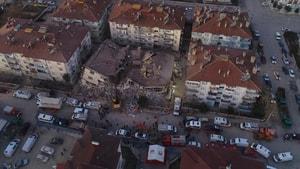 İnşaat Mühendisleri Odası Elazığ-Sivrice depremi açıklaması