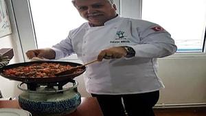 Muğla Turizm il Müdürü personelinin yemeğini kendisi yapıyor