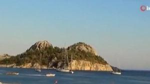 Ünlü iş adamı Ali Ağaoğlu adasını 15 milyon dolara satışa çıkardı