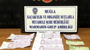 Muğla'da Tefeci operasyonunda 6 tutuklama
