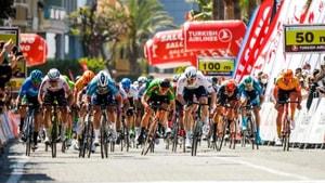 Cumhurbaşkanlığı Türkiye Bisiklet Turu 16 Nisan Cuma günü Marmaris'te olacak.