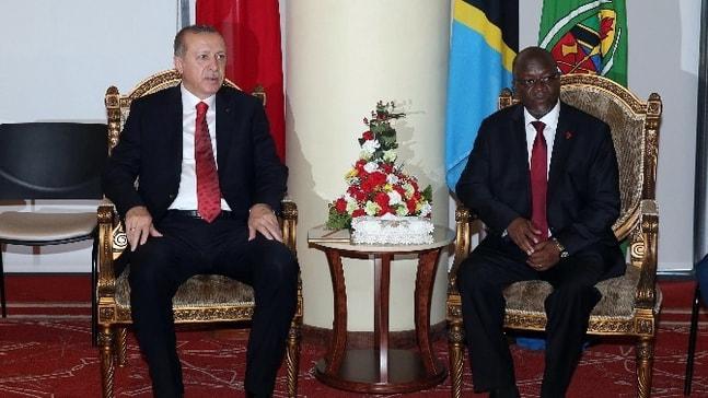 Türk işadamlarının Afrika ziyareti devam ediyor