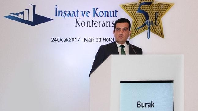 Ağaoğlu Şirketler Grubu Grup İş Geliştirme Başkanı Burak Kutluğ: