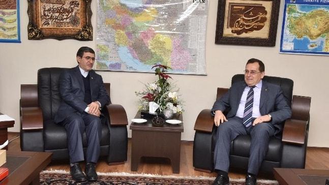 İran'dan Türk işadamlarına