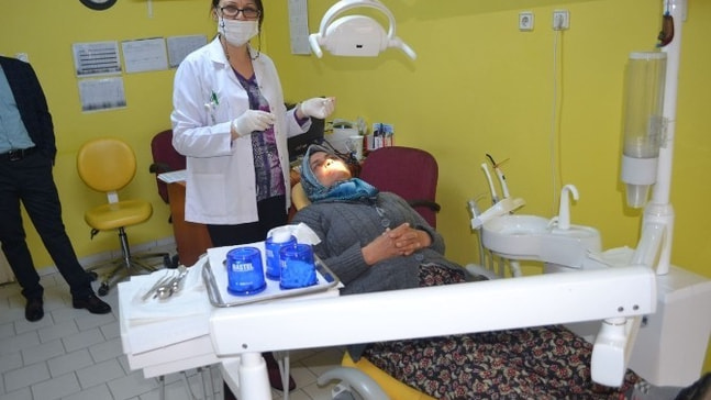 Marmaris diş hastanesi