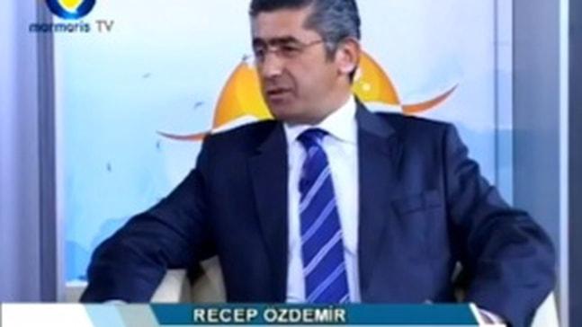 17.10.2017 Konuk : Zıraat Bankası Muğla Bölge Yöneticisi Recep Özdemir