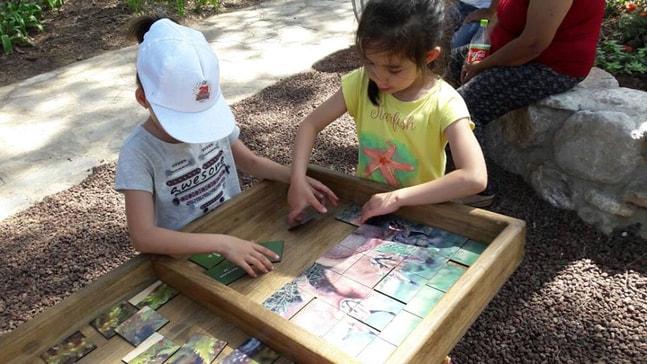Muğlalı çocuklar Bilim Parkı'nda