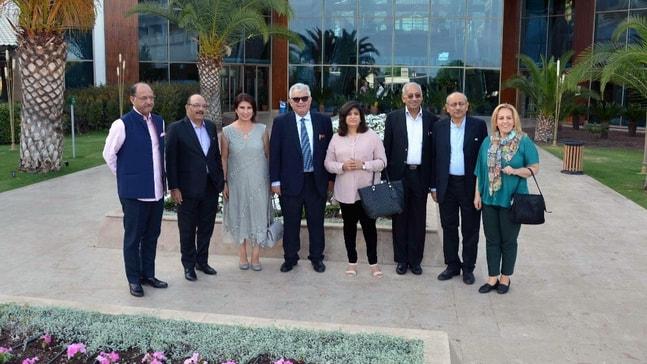 Hindistan turizm heyeti Muğla'da