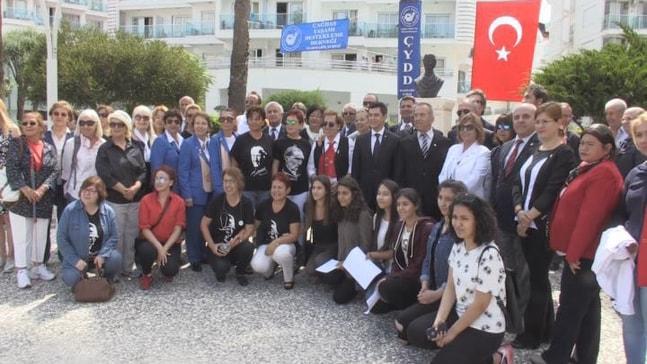 Türkan Saylan Marmaris'te anıldı