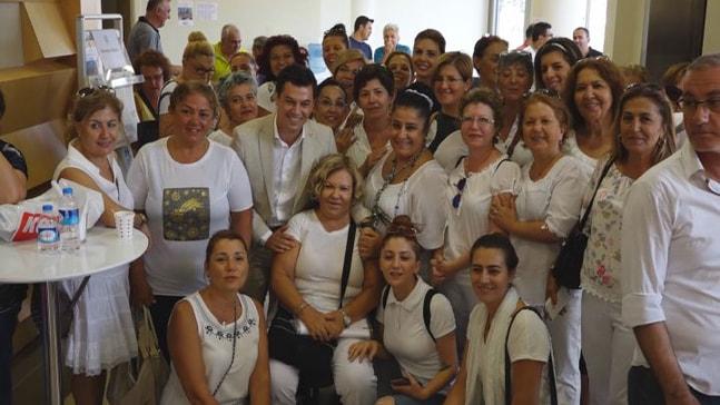 CHP'de delege seçimi başladı