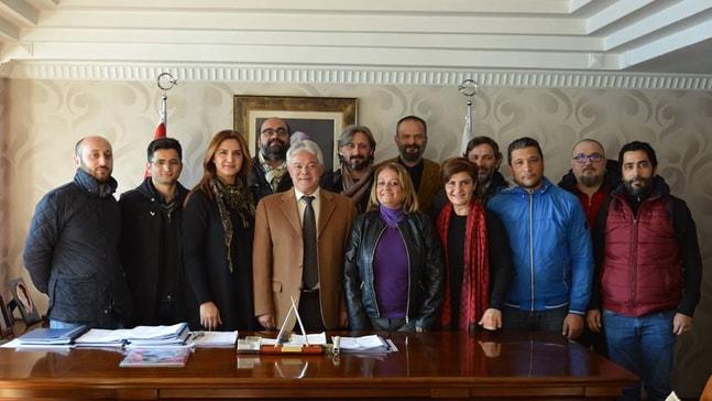 Acar Çalışan Gazeteciler Günü'nü kutladı