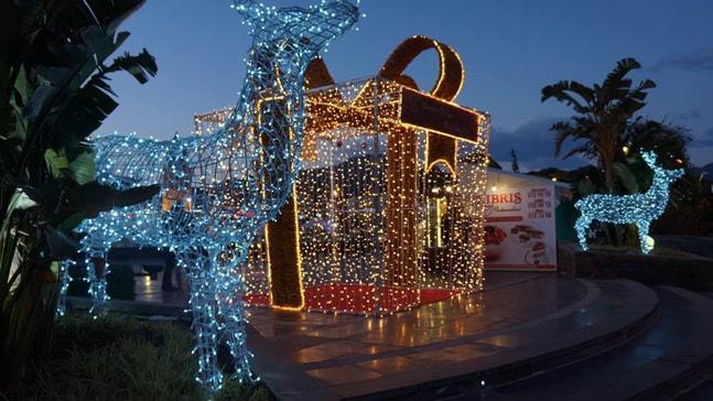 Marmaris'te Yeni Yıl Festivali düzenlenecek