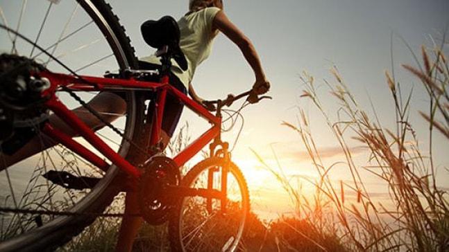 Bisiklet dostu tesisler artıyor