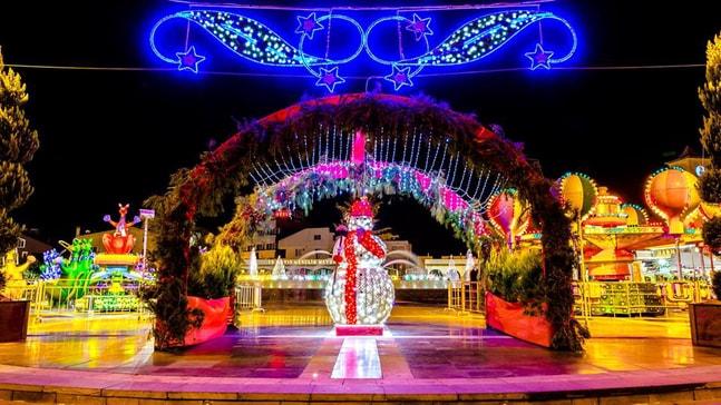 Marmaris Yeni Yıl Festivali başladı