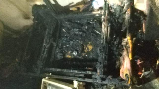 Marmaris'teki yangında bir kişi öldü