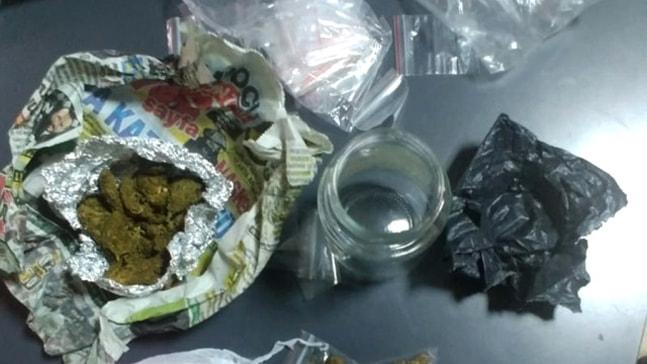 Kiralık araçla uyuşturucu ticareti