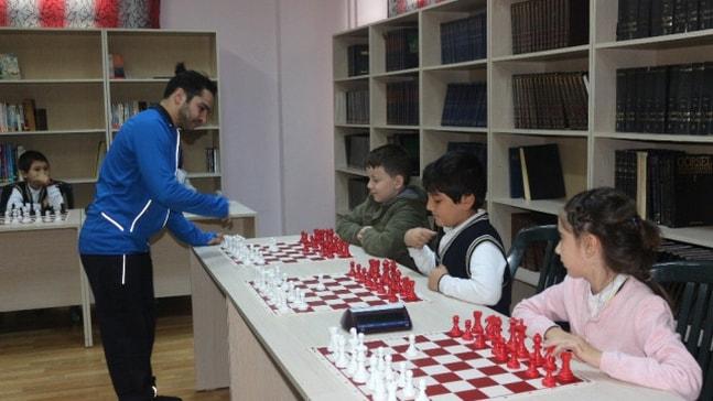 Engelli satranç sporcusunun başarısı