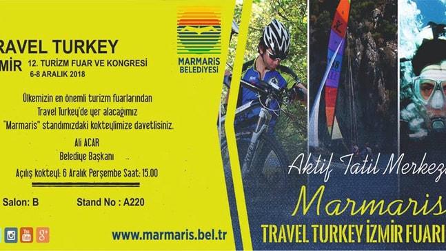 Travel Turkey İzmir Fuarı başlıyor