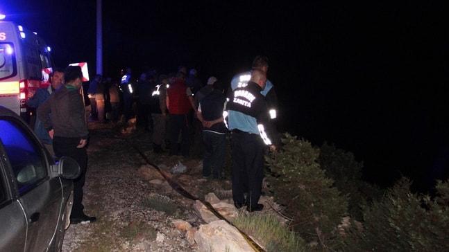 Feci kaza. Bodrum Belediye Başkan Yardımcısı hayatını kaybetti