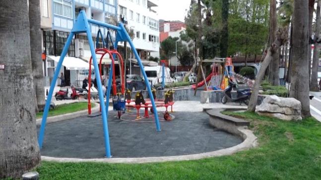 Parklar artık daha güvenli