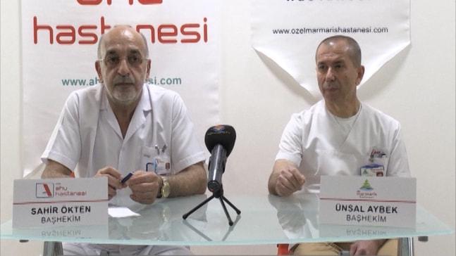 Marmaris'te iki özel hastane birleşiyor