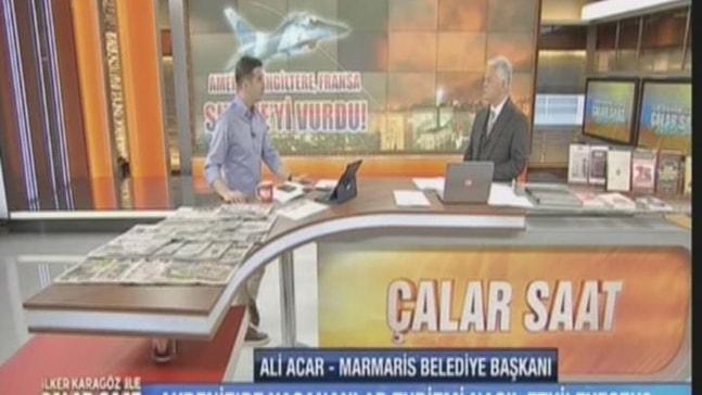 Acar FOX TV'de gündemi değerlendirdi