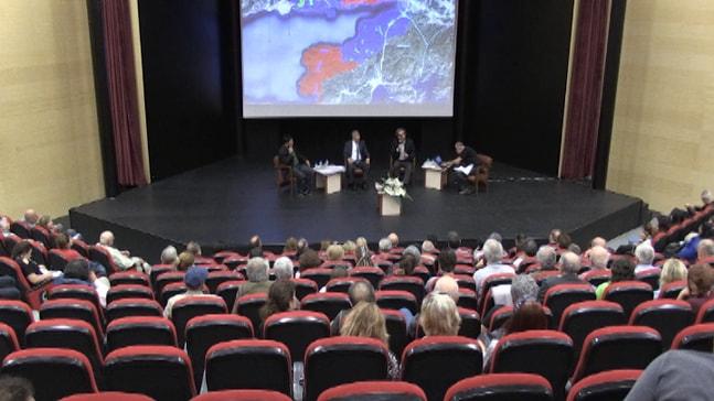 Gökova'daki sit değişikliği panelde konuşuldu
