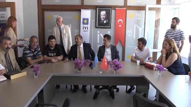 CHP'den İyi Parti'ye ziyaret