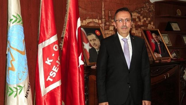 """Nevşehir Belediye Başkanı Seçen, """" 19 Mayıs, milletimizin bağımsızlığının bayraklaştığı gündür"""""""